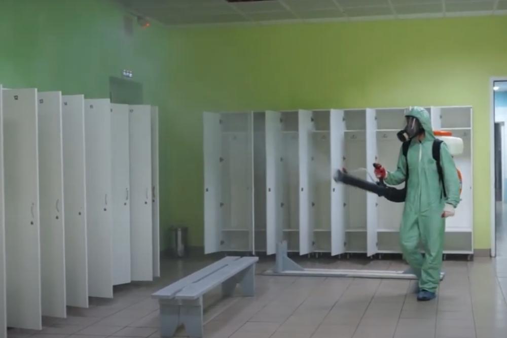 Дератизация помещений в Москве дешево