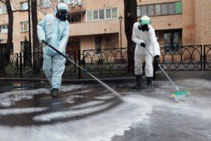 Профессиональная дезинфекция в Москве