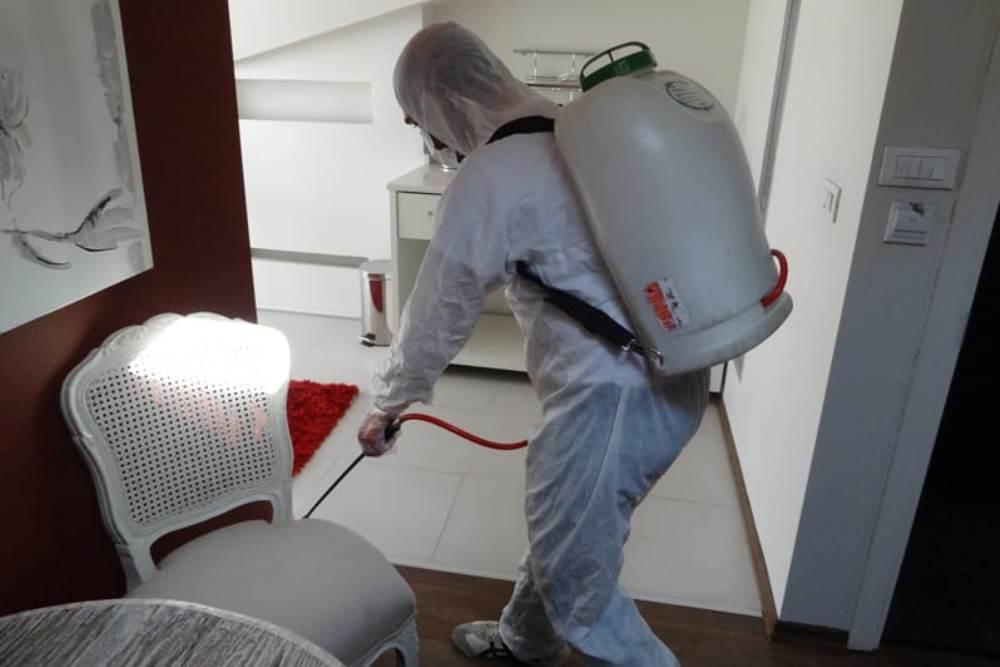 Профессиональное уничтожение тараканов в Москве