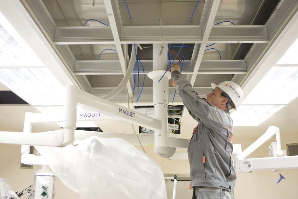 очистка дезинфекция системы вентиляции воздуха