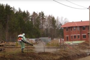 обработка участка от клещей цена московская область