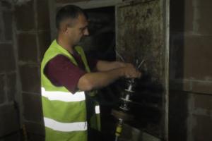 Оборудование для мойки мусоропровода в Москве