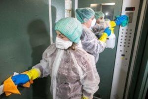 Качественная антибактериальная обработка помещений в Москве