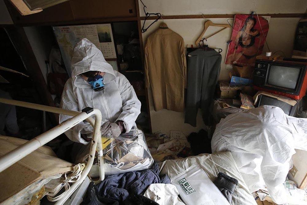 обработка квартиры после трупа
