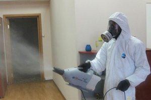 Санобработка помещения в Москве