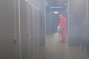 Санобработка помещения в Москве дешево